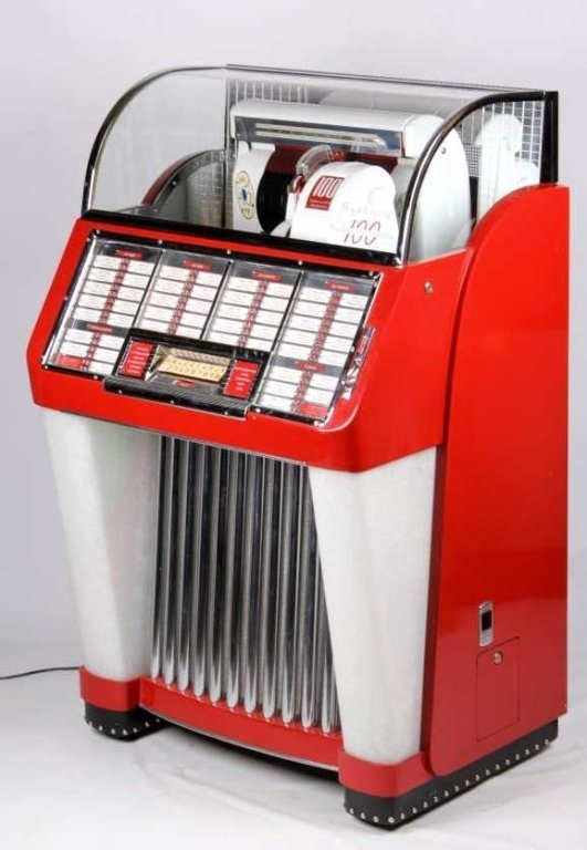 Seeburg Select-o-matic 100 Juke Box