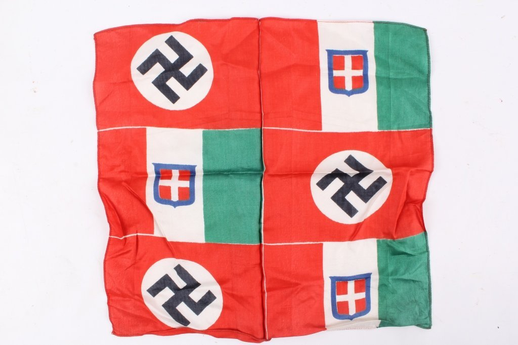 WWII Nazi German Handkerchief