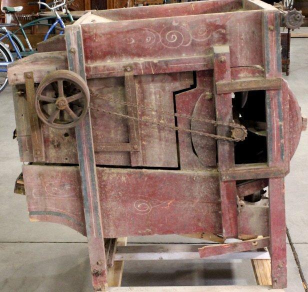 Antique Seed Separator
