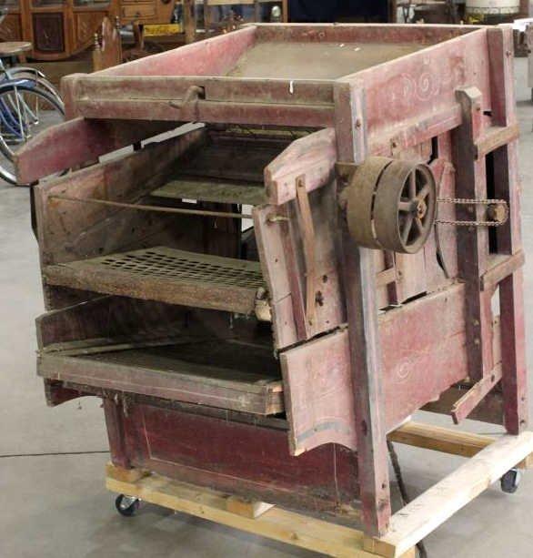 Antique Seed Separator - 2