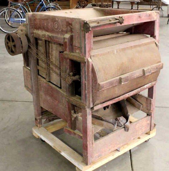 Antique Seed Separator - 4