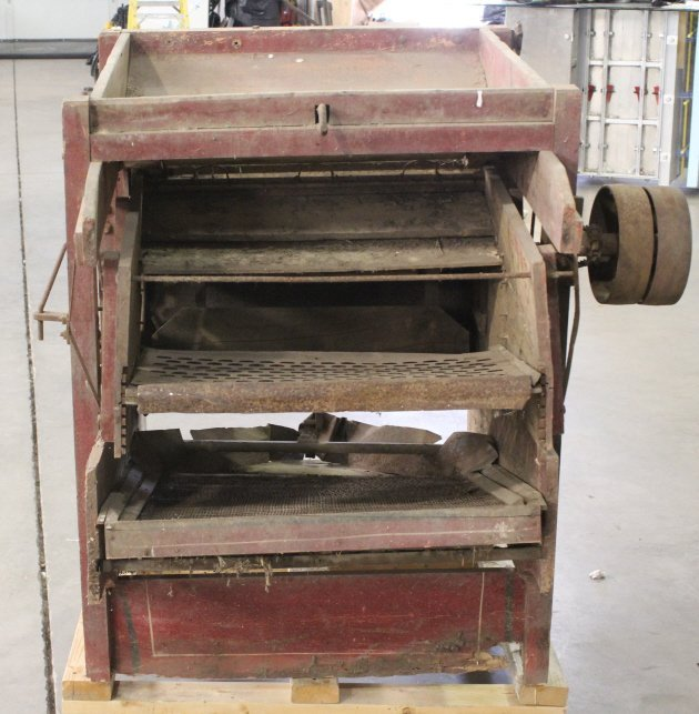Antique Seed Separator - 5
