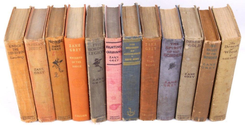 Zane Grey Western Collection