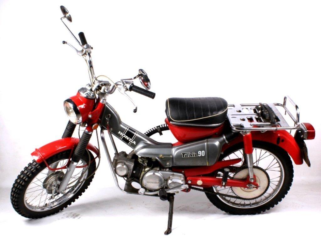 1972 Honda Trail CT 90