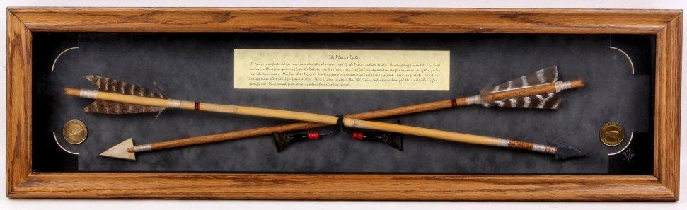 NWTF Plains Indian Arrows