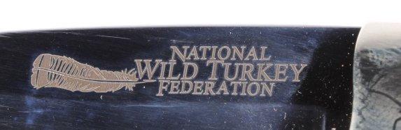 National Wild Turkey Federation Knife - 4