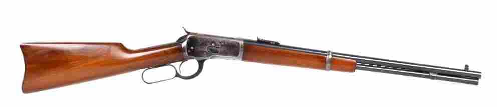 Winchester Model 1892 Saddle Ring Carbine 25-20