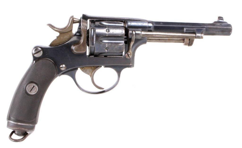 Schmidt M1882 Ordnance Revolver 7.5 cal.