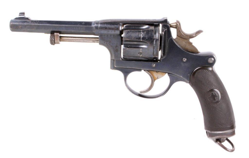 Schmidt M1882 Ordnance Revolver 7.5 cal. - 2