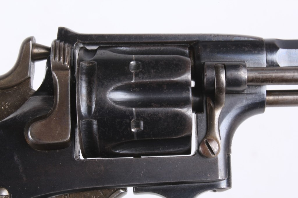 Schmidt M1882 Ordnance Revolver 7.5 cal. - 5