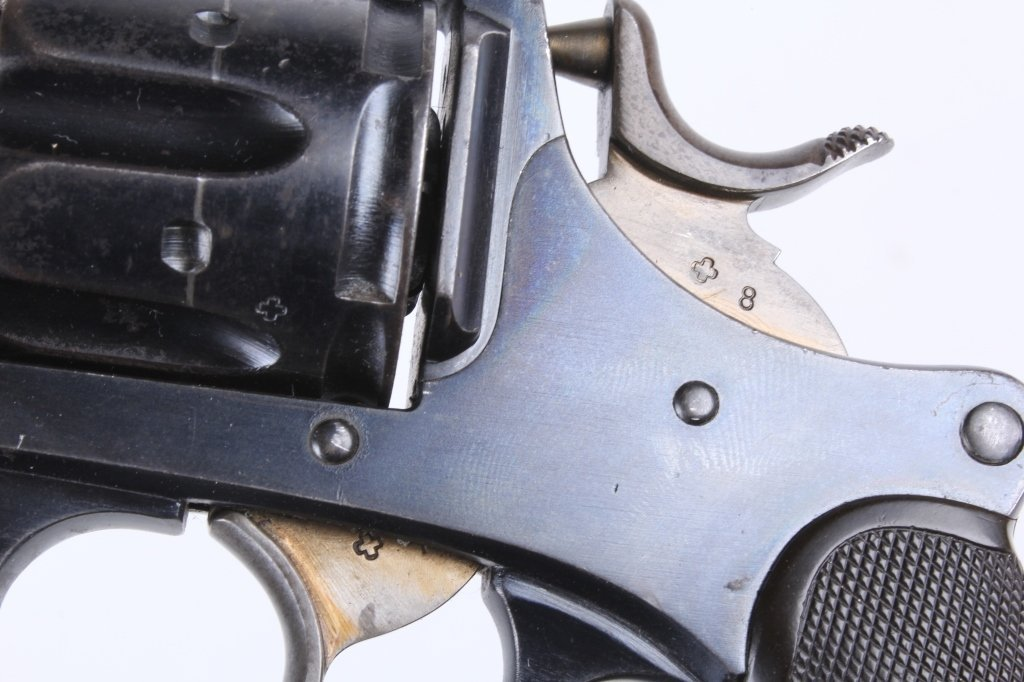 Schmidt M1882 Ordnance Revolver 7.5 cal. - 8