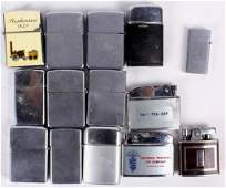 Vintage Lighter Collection