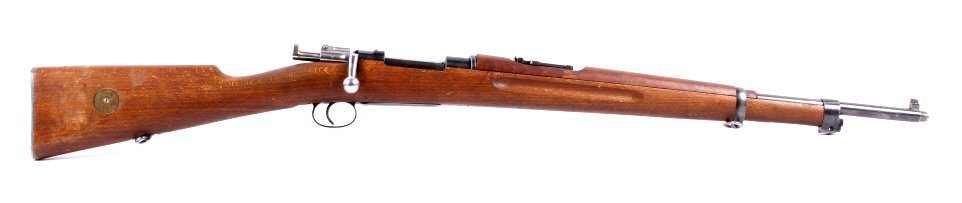 WWII Husqvarna Swedish M38 Rifle