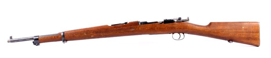 WWII Husqvarna Swedish M38 Rifle - 7