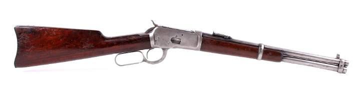 Winchester Model 1892 Trapper Carbine 44 WCF