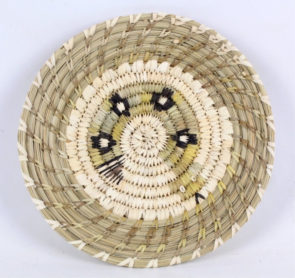 Tohona O'odham Indian Weaving This is an original