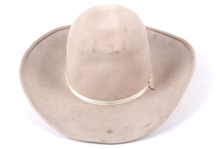 Rockmount Ranch Wear Denver Colo. Cowboy Hat This