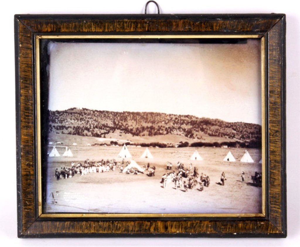 Original 1931 Native American Photograph
