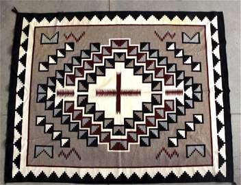 Hand Woven Navajo Style Rug