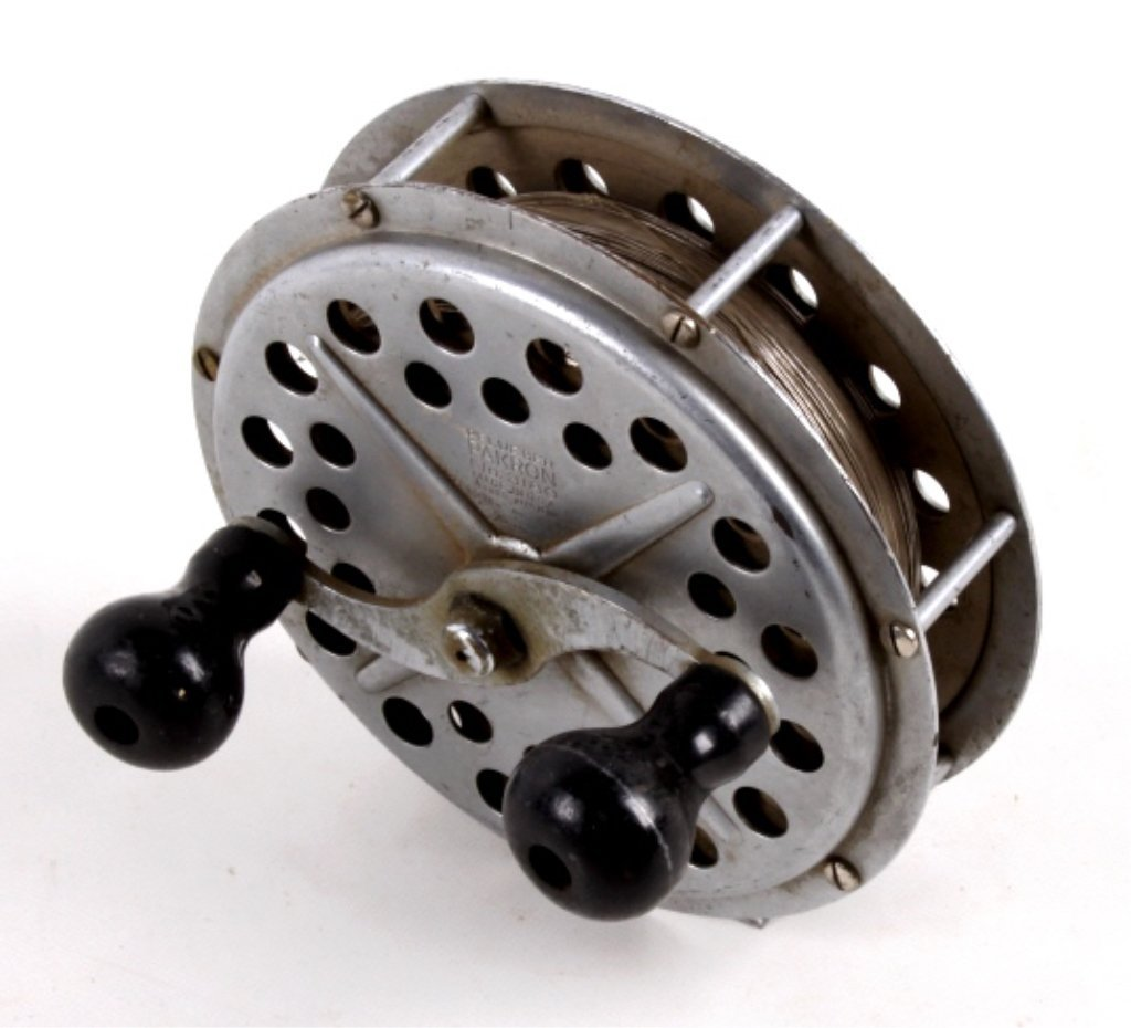 1906 Pflueger Pakron No. 3180 Reel This is an orig - 5