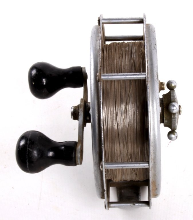 1906 Pflueger Pakron No. 3180 Reel This is an orig - 6
