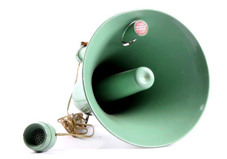 Vintage Toa Electric Megaphone
