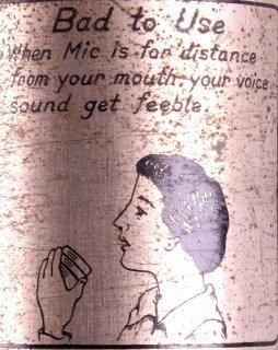 Vintage Toa Electric Megaphone - 5