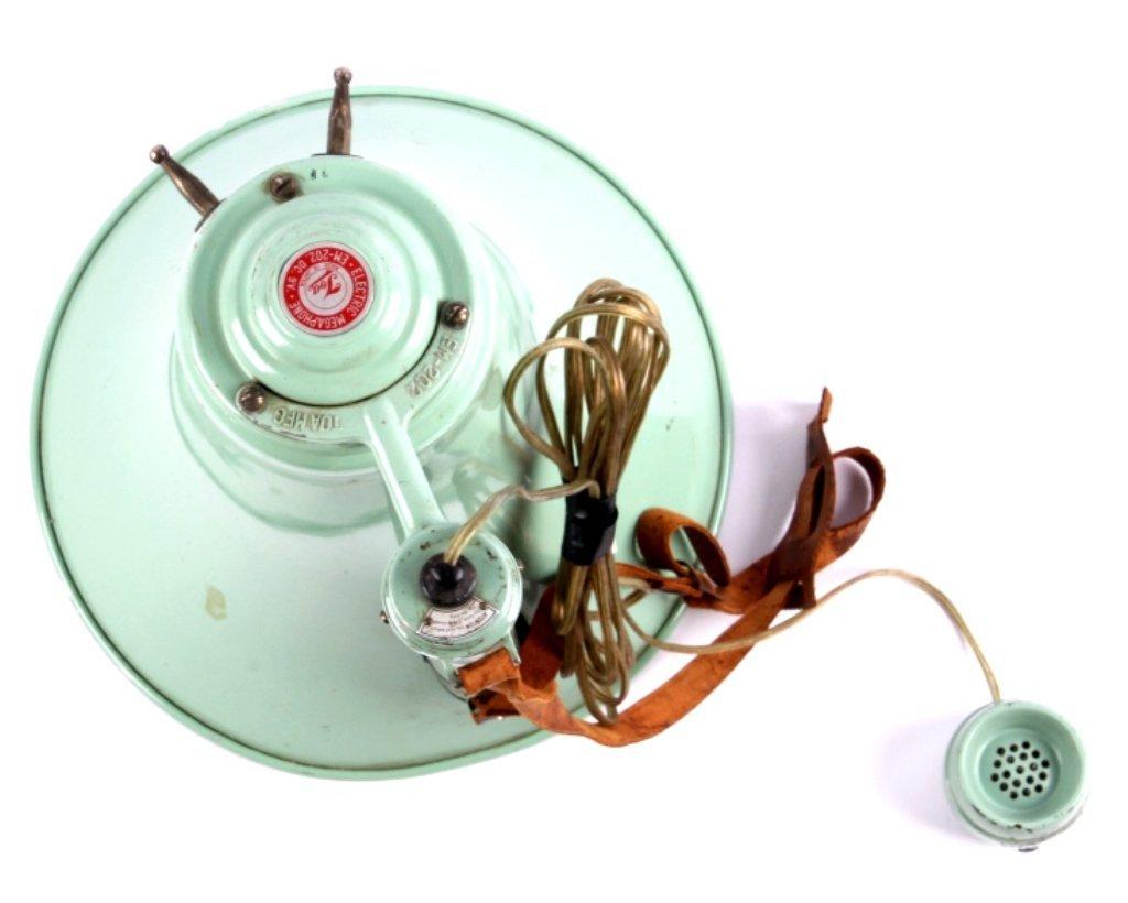 Vintage Toa Electric Megaphone - 6