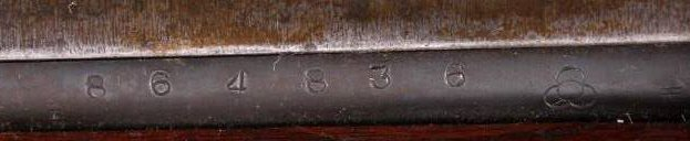 WWII Arisaka Type 38 Kokura Arsenal Series 25 RARE - 7