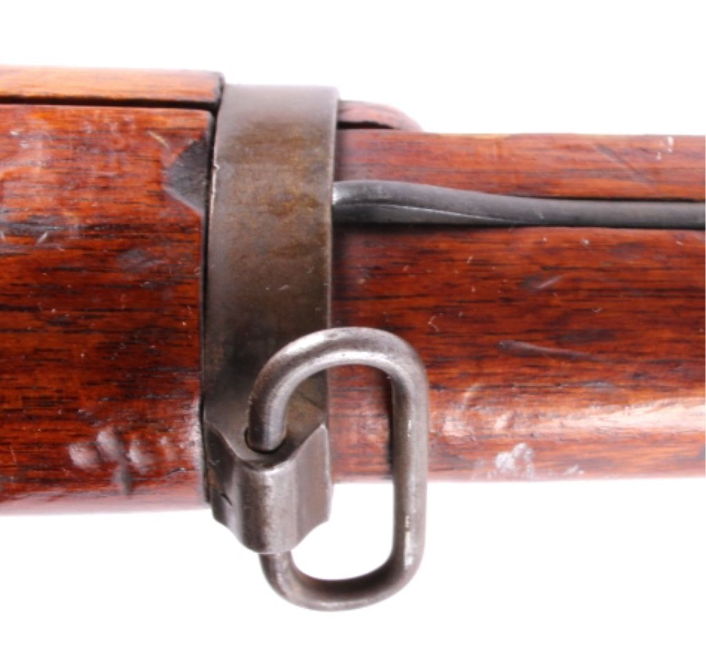 WWII Arisaka Type 38 Kokura Arsenal Series 25 RARE - 8