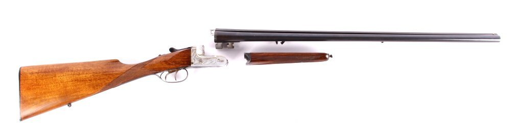 Gaspar Arizaga Double Barrel 20 Ga Shotgun 1920 - 3
