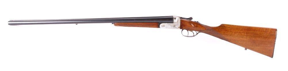 Gaspar Arizaga Double Barrel 20 Ga Shotgun 1920 - 4