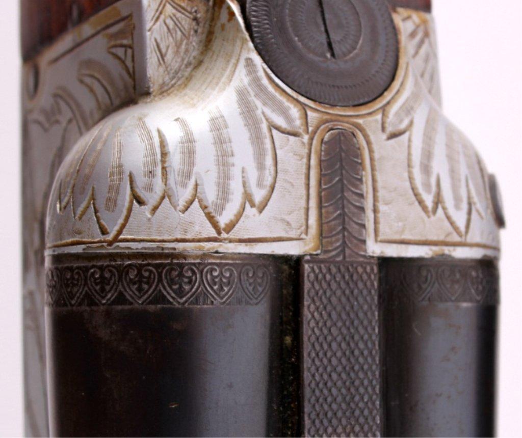 Gaspar Arizaga Double Barrel 20 Ga Shotgun 1920 - 7