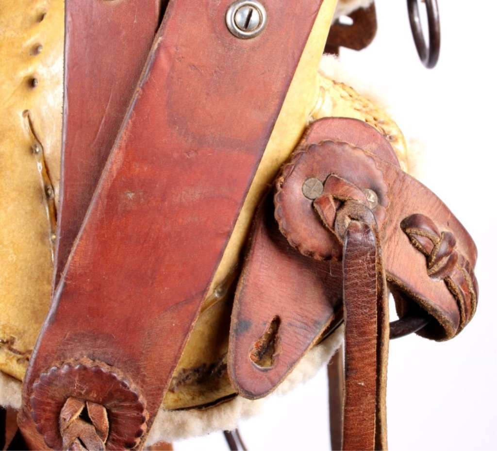 Santa Fe Mountain Man Montana Saddle - 10