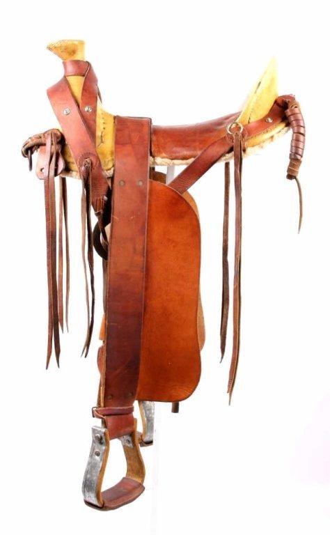 Santa Fe Mountain Man Montana Saddle