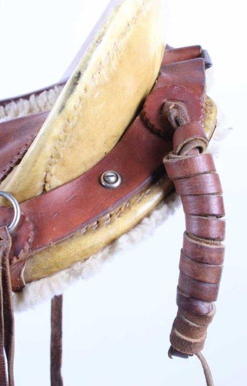 Santa Fe Mountain Man Montana Saddle - 2