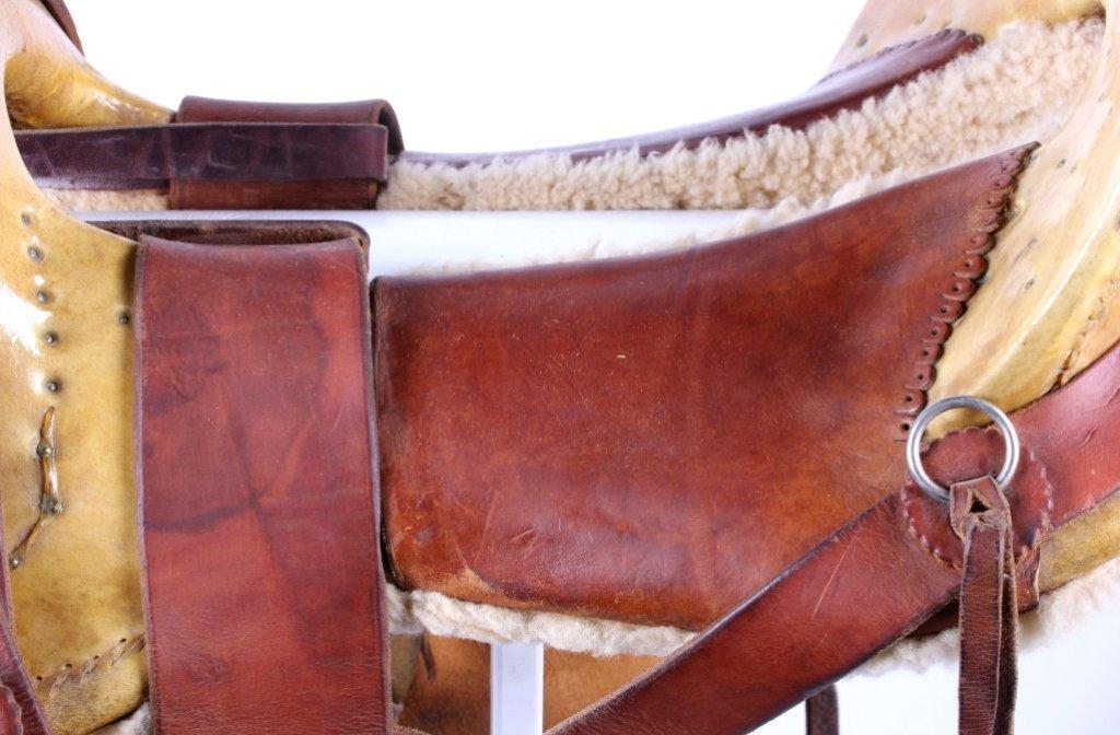 Santa Fe Mountain Man Montana Saddle - 3