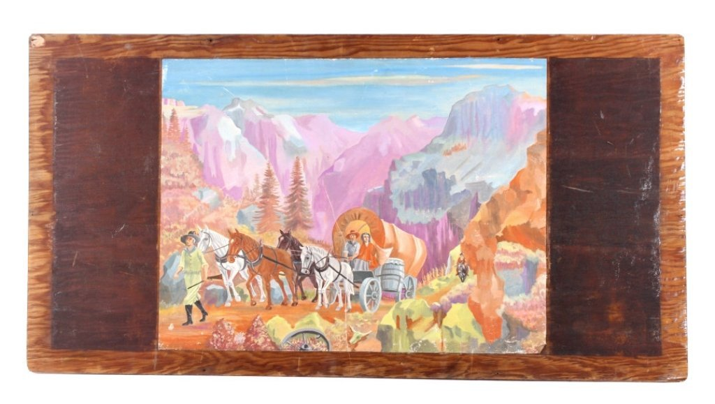 Original Oil Painting This lot features an origina
