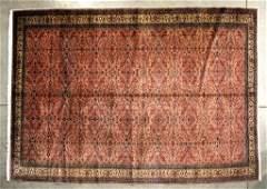 Kayseri Anatolian Persian Rug circa 1950's This is