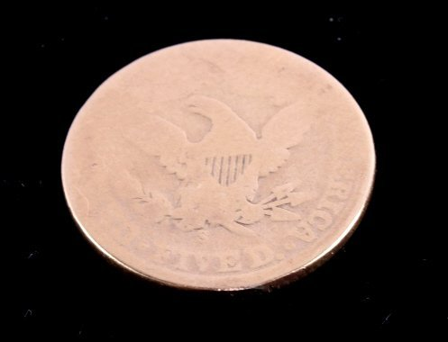 1901 Liberty Five Dollar Gold Coin This is an orig - 4