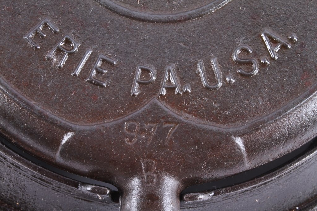Griswold New American No. 8 Waffle Iron This is an - 6