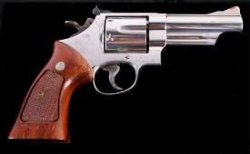 Smith & Wesson Model 29-3 .44 Mag Nickel Revolver