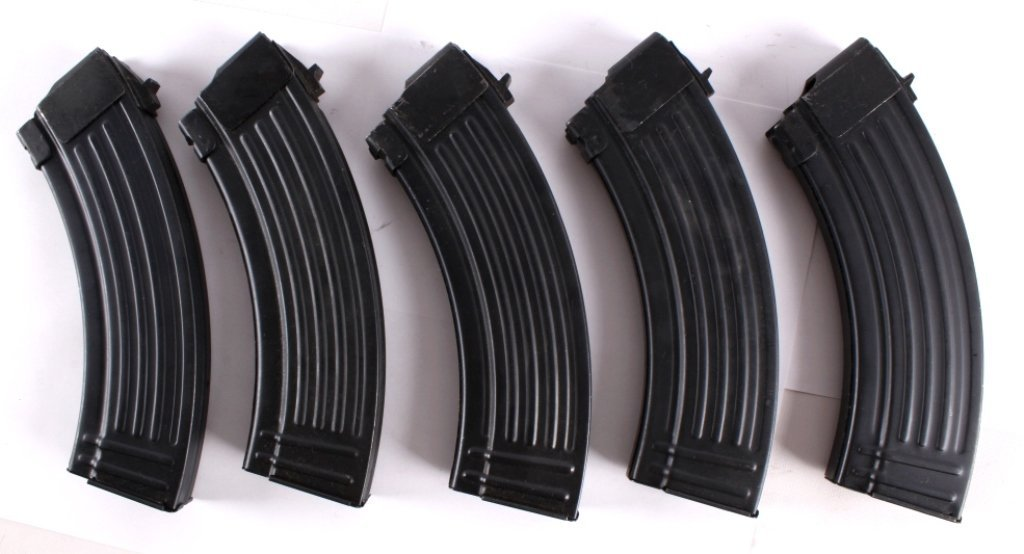 Norinco AK-47 7.62x39 Magazines This lot includes
