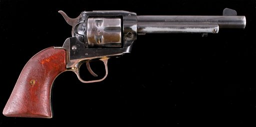 Hawes HS Model 21 S  22 Revolver This is a single
