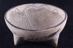 Antique Southwestern Pottery Bowl The lot features
