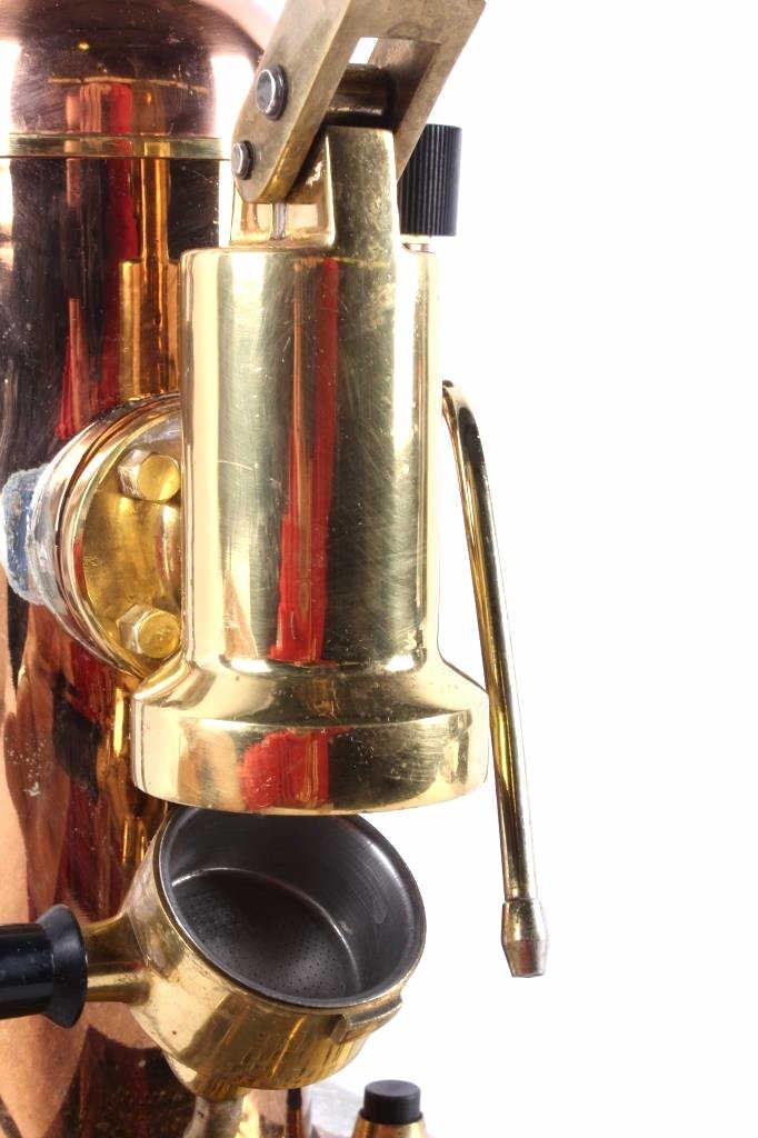 Riviera Eagle Copper Espresso Machine This is an o - 9