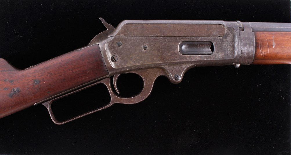 Marlin Safety Model 1893 .25-36 M Lever Rifle This