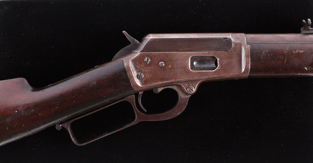 Marlin Safety Model 1889 .44-40 W Lever Rifle This