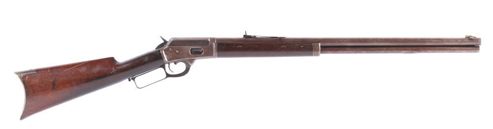 Marlin Safety Model 1889 .44-40 W Lever Rifle This - 2
