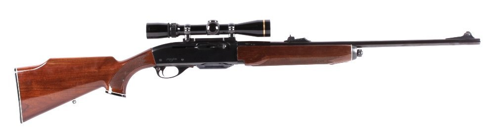 Remington Model Four .30-06 Rifle Leupold Scope Th